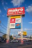 Makro-Grossmarkt Hangdong Chiang Mai Stockfotografie