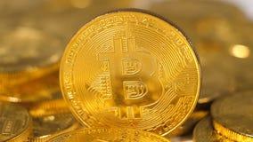 Makro- metalu model Tworzący Jako Cryptocurrency Bitcoin