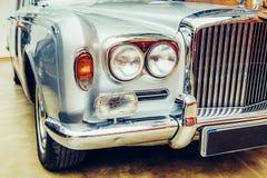 Makro- pojazd Obraz Royalty Free