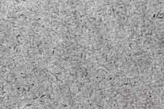 Makro- popielata kartonowa tekstura Obrazy Royalty Free