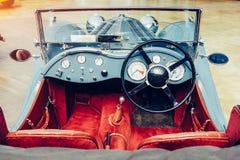 Makro- samochód Fotografia Stock