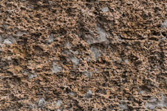 Makro- skała Zdjęcie Royalty Free