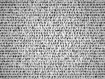 Makro som skjutas av LCD-TVmatris royaltyfri illustrationer