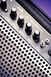 Gitara amplifikator Obrazy Royalty Free