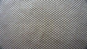 Makro- wizerunek szczegół złota miejsce mata z pojemność kwadratów projektem dla tapety lub tła zdjęcie royalty free