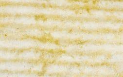 Makro-, zbliżenie, frytka Fotografia Royalty Free