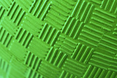 Makro- Zielona piłka Podnosząca Deseniowa tekstura Fotografia Stock