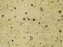 Makrobeschaffenheit - Beton - entfärbt Lizenzfreies Stockbild