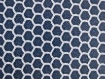 Makrobeschaffenheit - Muster - Aufbaubarrikade Lizenzfreie Stockfotografie
