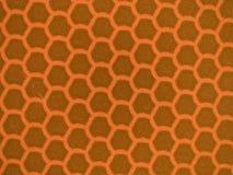 Makrobeschaffenheit - Muster - Aufbaubarrikade Stockfotos