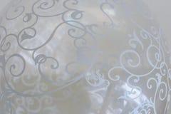 Makrocloseup av en partiballong för bruk som bakgrund royaltyfri bild