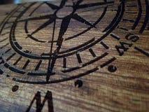Makrofoto, Holz Stockbild