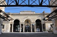 MAKROmuseum av samtida konst i Rome arkivfoto