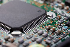 Computer-Chip stockfoto