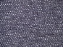 Makrotextur - textilar - denim arkivbild