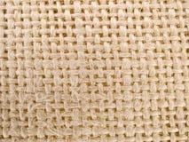 Makrotextur - textilar - tyg Arkivbilder
