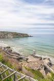 Makrygialos Beach Stock Photo