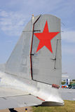 MAKS国际航空航天沙龙 库存照片