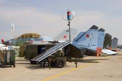 MAKS国际航空航天沙龙 库存图片