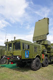 MAKS 2009. S-300 (missile) Favorit Stock Photography