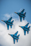 MAKS 2015 airshow Stock Images