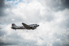 MAKS 2015 airshow Royalty Free Stock Photography