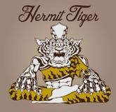 Maks della tigre Immagine Stock