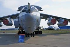 MAKS International Aerospace Salon Stock Photo