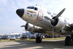MAKS International Aerospace Salon Royalty Free Stock Photography