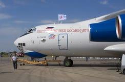 MAKS-internationaler Luftfahrtsalon Stockfoto