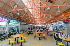 Makswella jedzenia centrum Zdjęcia Royalty Free