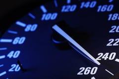 maksymalna prędkość Zdjęcia Stock