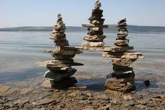 Makten av stenar fotografering för bildbyråer