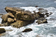 Makten av Stilla havet Royaltyfria Bilder