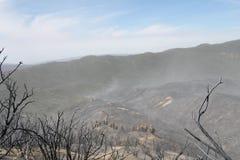 Makthusbranden ~ 2013 ~ den varma skottbesättningen Royaltyfri Fotografi