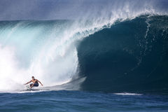 Makua Rothman at Backdoor Shootout Stock Photography