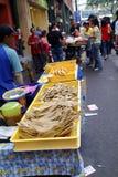 Malásia, alimento Imagens de Stock