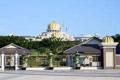 Malásia - 17 de julho: palácio do negara do istana em malaysia o 17 de julho Fotos de Stock Royalty Free