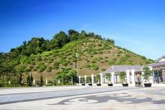 Malásia - 17 de julho: palácio do negara do istana em malaysia o 17 de julho Imagens de Stock Royalty Free