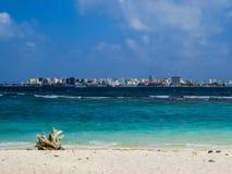 Malé Maldiverna royaltyfri foto