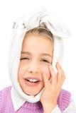 Mal de dents Image stock