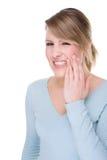 mal de dents Image libre de droits