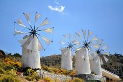 mal wind Arkivbilder