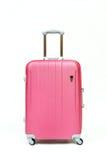 Mala de viagem cor-de-rosa Imagem de Stock Royalty Free