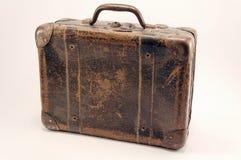 Mala de viagem velha Imagem de Stock Royalty Free