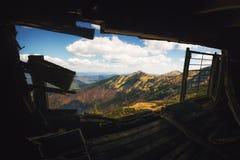 Mala Fatra国家公园,斯洛伐克 免版税库存照片