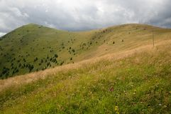 Mala Fatra, Eslovaquia Imagenes de archivo