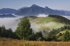 Mala Fatra góry Zdjęcia Royalty Free