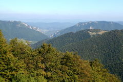 Mala Fatra Mountains Royalty Free Stock Image