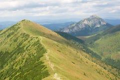 Mala Fatra, Slovakia Stock Image